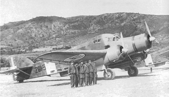 SM.79 Sparviero - Sebastiano Casella
