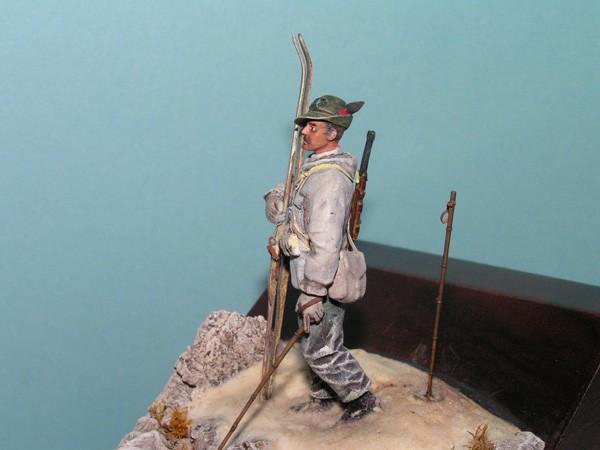 Il Battaglione alpini sciatori Monte Cervino - © Andrea Tallillo - Click to enlarge