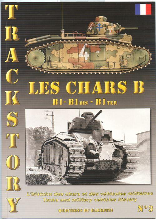 Les Chars B - © Andrea Tallillo - Click to enlarge