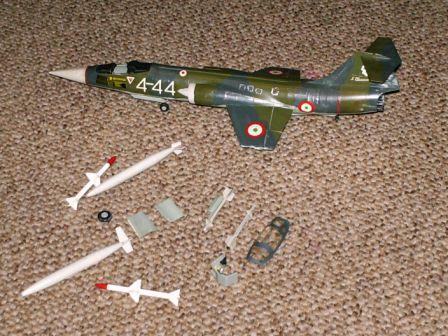 F-104 prima... © Ezio Bottasini - Click to enlarge