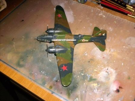 IL-4 prima... © Ezio Bottasini - Click to enlarge