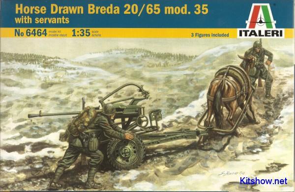 Breda 20/65 - © Kitshow.net - Click to enlarge