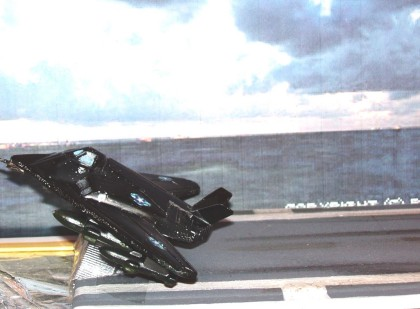 F117 Stealth - Giuseppe Brocchini