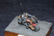Space Marine Bikers