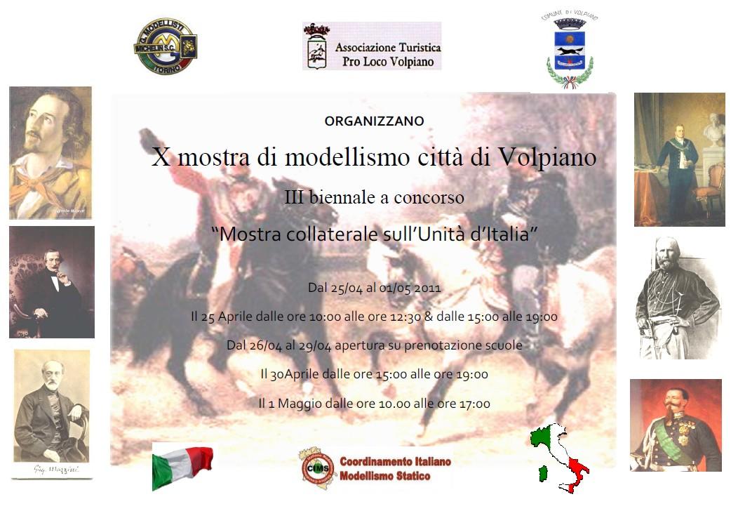 X mostra di modellismo città di Volpiano 2011- Click to enlarge