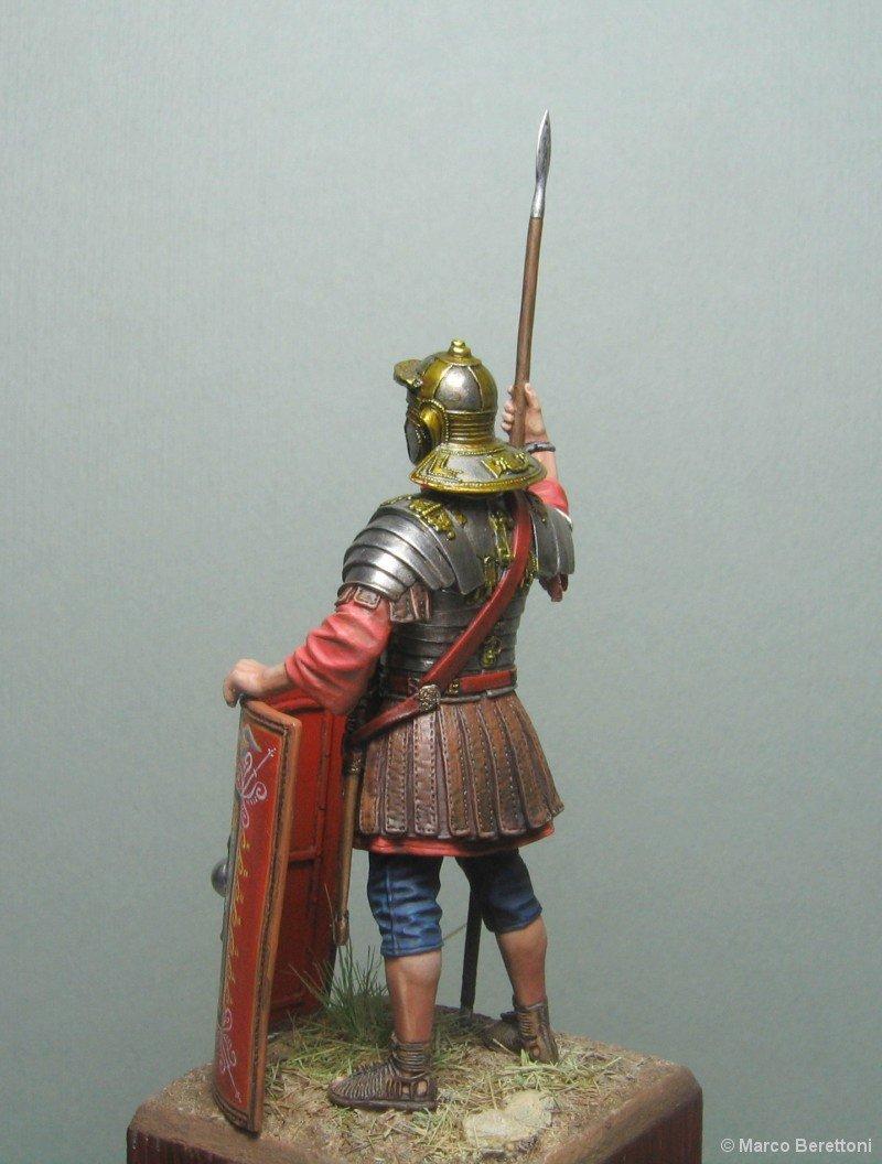 Legionario del III secolo - © Marco Berettoni - Click to enlarge