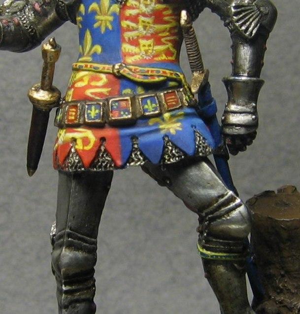 Henry V - Realizzazione elementi © Marco Berettoni - Click to enlarge