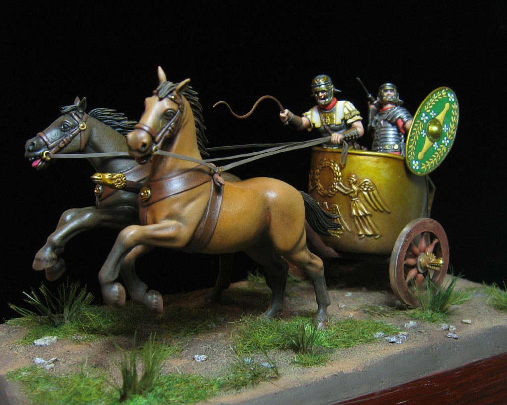 Biga romana - Marco Berettoni