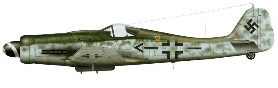 Focke Wulf 190 D-9 - Click to enlarge