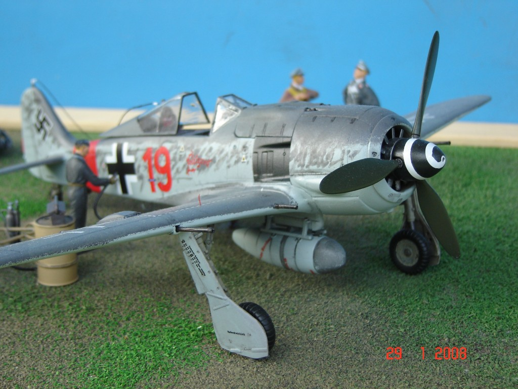 Fw. 190 A-8/R2 © Marco Vergani - Click to enlarge