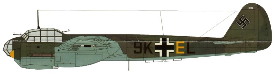 Junkers Ju. 88 A-1 - Click to enlarge