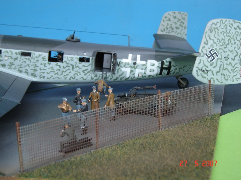 JUNKERS Ju 290 - Marco Vergani
