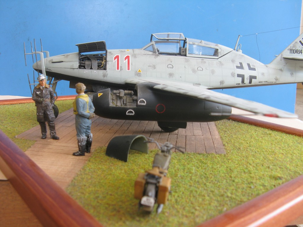 Messerschmitt Me 262 © Marco Vergani - Click to enlarge