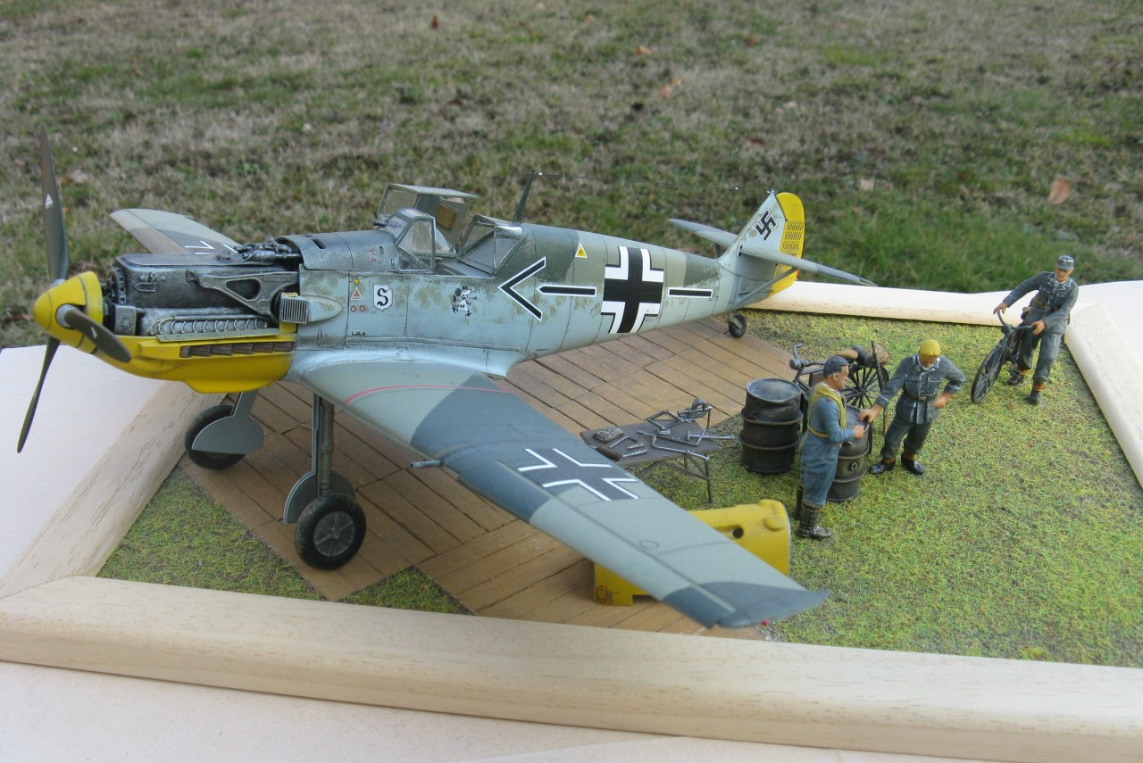 Focke-Wulf Ta 154 © Marco Vergani - Click to enlarge