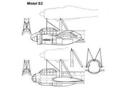 Mistel 2S