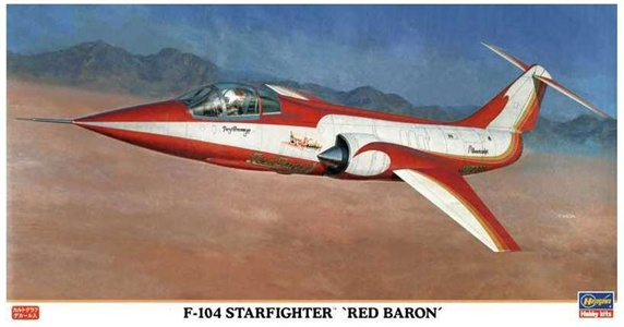 "RF-104G & TF-104G ""Starfighter"""