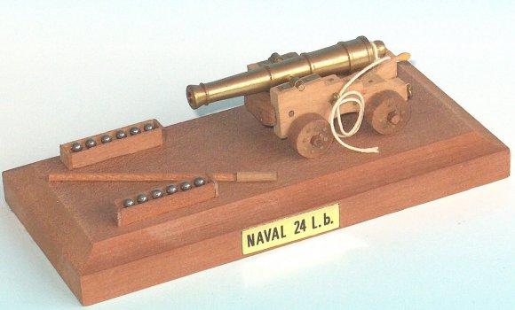 Cannone navale americano da 24 libbre mario galimberti for Galimberti case legno