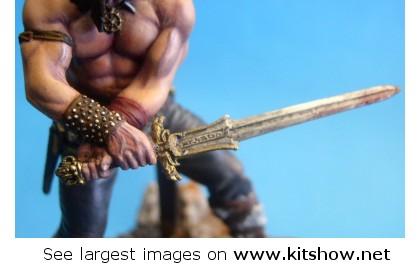 Conan © Paolo Solvi - Click to enlarge