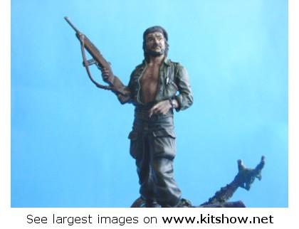 Ernesto Guevara © Paolo Solvi - Click to Enlarge