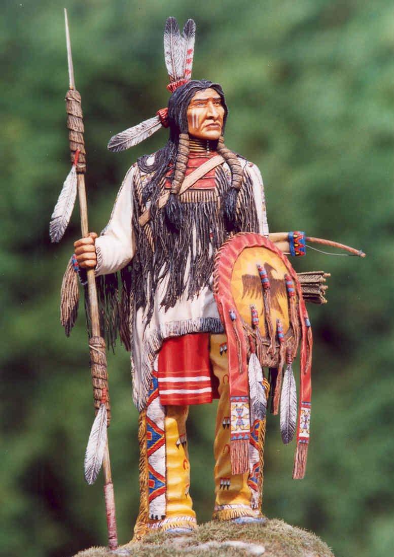Sioux © Pietro Ballarini - Click to enlarge