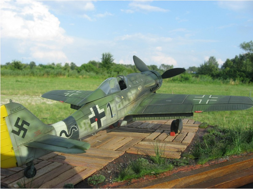 FW 190 D-9 – © Roberto Colaianni- Click to enlarge