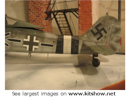 FW 190 D9 © Roberto Colaianni- Click to enlarge