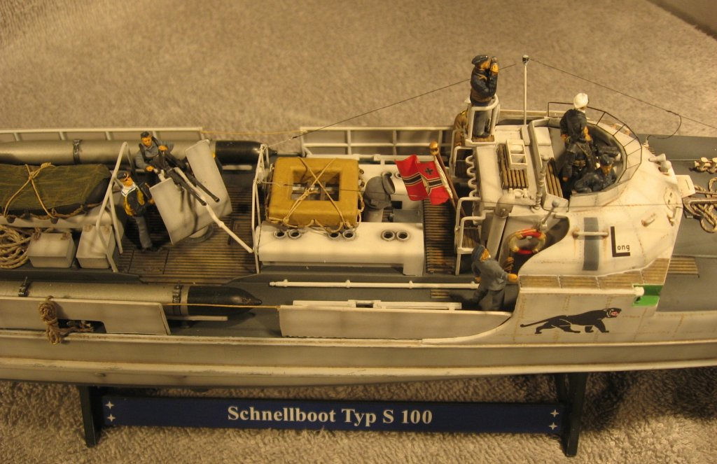 Schnellbot S-100 © Roberto Colaianni- Click to enlarge