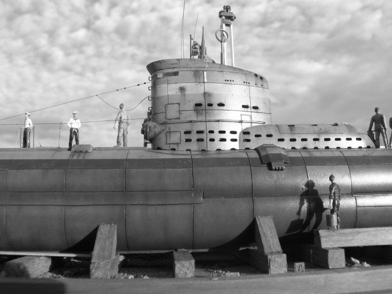 U-boot type XXIII © Roberto Colaianni- Click to enlarge