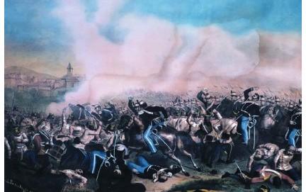 La battaglia di Montebello