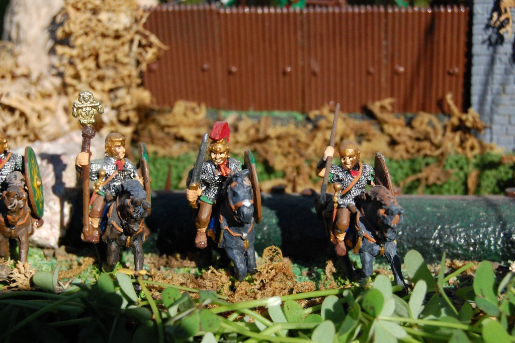 Cavalleria romana © Stefano Deliperi - Click to enlarge