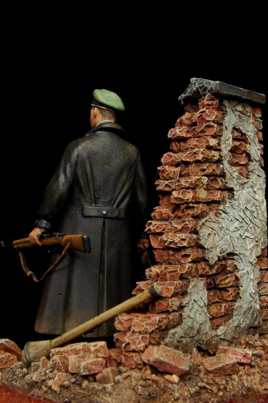 Der Jager – SS Hauptsturmfuher - Ugo Giberti