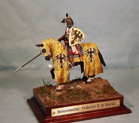 Federico II © Giovanni Bernardini - Click to enlarge