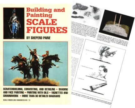 Building and painting scale figures